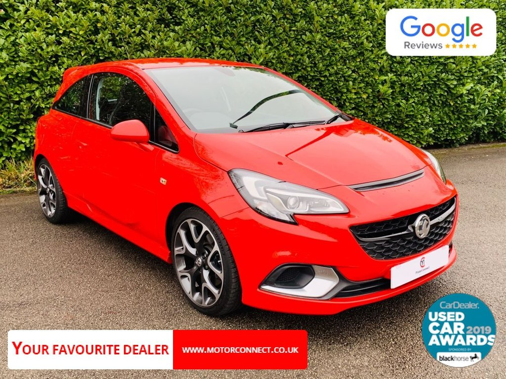 USED 2018 18 VAUXHALL CORSA 1.6 VXR 3d 202 BHP The best used corsa VXR in the UK by a country mile.......Only 2255 miles