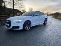 2015 AUDI A6 2.0 TDI ULTRA AUTO, SE 4d 190BHP £12595.00