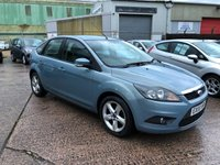 USED 2009 59 FORD FOCUS 1.6 ZETEC 5d 100 BHP **LOMG MOT**FULL SERVICE HISTORY**NICE LOOKING CAR**
