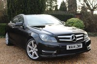 USED 2014 14 MERCEDES-BENZ C CLASS 2.1 C250 CDI BLUEEFFICIENCY AMG SPORT 2d 204 BHP ** EXCELLENT CONDITION **