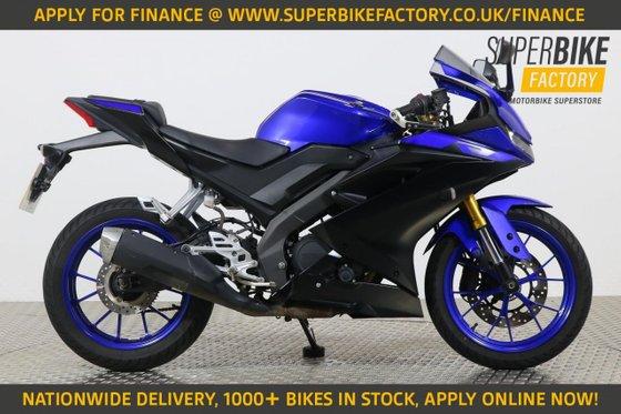 For Sale: Yamaha YZF-R125 (2019 On) • The Bike Market