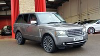 USED 2010 03 LAND ROVER RANGE ROVER TDV8 VOGUE