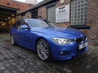 USED 2015 15 BMW 3 SERIES 3.0 330D XDRIVE M SPORT TOURING 5d 255 BHP (4WD Diesel Automatic)