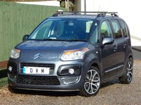 USED 2009 59 CITROEN C3 PICASSO 1.6 PICASSO EXCLUSIVE 5d 120 BHP SERVICE HISTORY, LOW MILEAGE