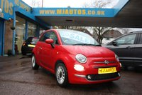 USED 2016 16 FIAT 500 1.2 LOUNGE 3dr 69 BHP NEED FINANCE??? APPLY WITH US!!!