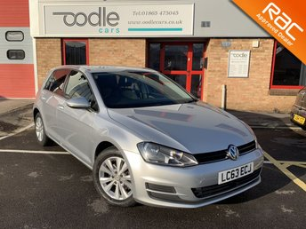 2013 VOLKSWAGEN GOLF 2.0 SE TDI BLUEMOTION TECHNOLOGY DSG 5d 148 BHP £7495.00