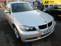USED 2008 08 BMW 3 SERIES 2.0 318I SE 4d 148 BHP