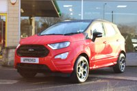 USED 2018 18 FORD ECOSPORT 1.0 ST-LINE 5d AUTO 124 BHP
