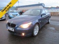 2003 BMW 5 SERIES 3.0 530I SE 4d 228 BHP £1995.00