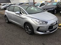 2012 CITROEN DS5 2.0 HDI DSPORT 5d AUTO 161 BHP £6800.00