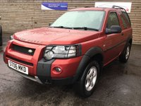 USED 2006 06 LAND ROVER FREELANDER 2.0 TD4 ADVENTURER 3d 110 BHP