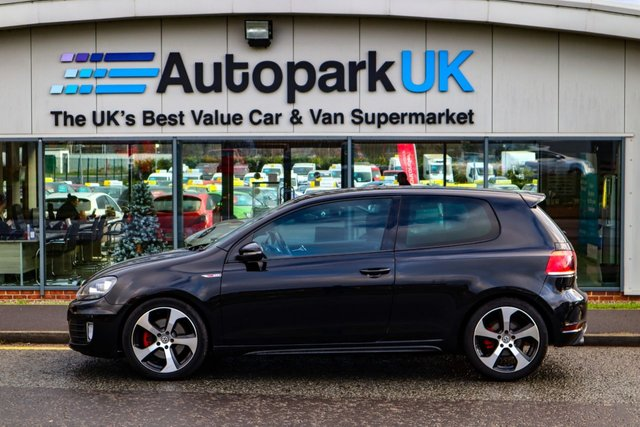 USED 2010 60 VOLKSWAGEN GOLF 2.0 TSI GTI LOW DEPOSIT OR NO DEPOSIT FINANCE AVAILABLE