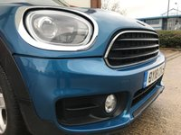USED 2018 18 MINI COUNTRYMAN 1.5 COOPER ALL4 5d 134 BHP