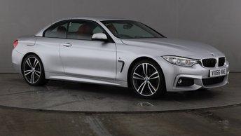 2016 BMW 4 SERIES 2.0 420D M SPORT 2d 188 BHP SOLD