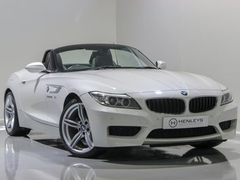 2016 BMW Z4 2.0 Z4 SDRIVE 20I M SPORT ROADSTER 2d 181 BHP £17990.00