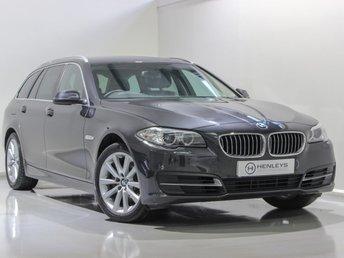2016 BMW 5 SERIES 2.0 520D SE TOURING 5d 188 BHP £15990.00