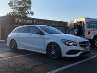 2018 MERCEDES-BENZ CLA 1.6 CLA 180 AMG LINE 5d 121 BHP £19990.00