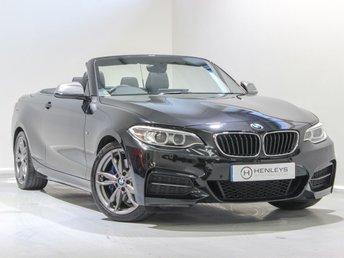 2016 BMW 2 SERIES 3.0 M240I 2d 335 BHP £21990.00