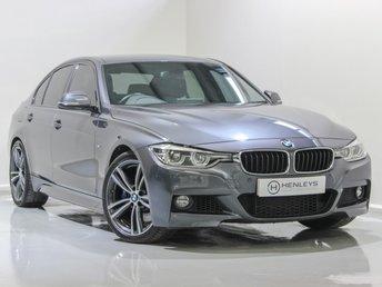 2015 BMW 3 SERIES 3.0 335D XDRIVE M SPORT 4d 308 BHP £18990.00