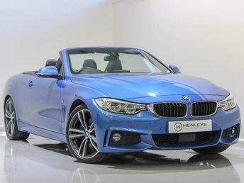 2016 BMW 4 SERIES 2.0 420D M SPORT 2d 188 BHP £18490.00