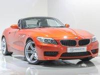 USED 2016 66 BMW Z4 2.0 Z4 SDRIVE 20I M SPORT ROADSTER 2d 181 BHP