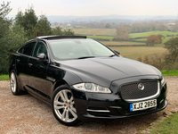 USED 2010 JAGUAR XJ 3.0 D V6 PREMIUM LUXURY SWB 4d 275 BHP