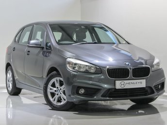 2016 BMW 2 SERIES ACTIVE TOURER 1.5 218I SE ACTIVE TOURER 5d 134 BHP £12990.00