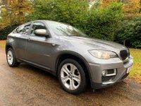 USED 2013 13 BMW X6 3.0 XDRIVE30D 4d 241 BHP