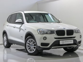 2016 BMW X3 2.0 XDRIVE 20D SE 5d 188 BHP £18990.00