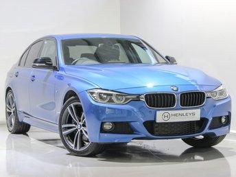 2016 BMW 3 SERIES 2.0 320D XDRIVE M SPORT 4d 188 BHP £17490.00