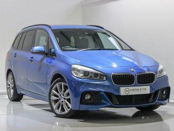 2016 BMW 2 Series GRAN TOURER 2.0 220D M SPORT GRAN TOURER 5d 188 BHP £16290.00