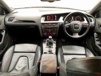 USED 2011 61 AUDI A4 2.0 TDI S LINE BLACK EDITION 4d 134 BHP