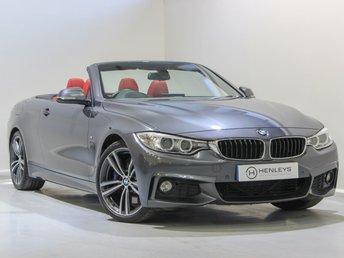 2016 BMW 4 SERIES 3.0 430D M SPORT 2d 255 BHP £17990.00