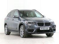 2016 BMW X1 2.0 SDRIVE18D SPORT AUTO £15899.00