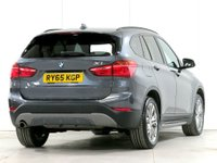 USED 2016 65 BMW X1 2.0 SDRIVE18D SPORT AUTO £6,390 of OPTIONAL EQUIPMENT