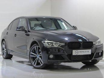 2016 BMW 3 SERIES 3.0 335D XDRIVE M SPORT 4d 308 BHP £19990.00