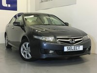 2008 HONDA ACCORD 2.2 I-CTDI EXECUTIVE 4d 140 BHP £1750.00