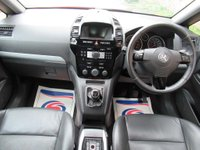 USED 2011 61 VAUXHALL ZAFIRA 1.8 i VVT 16v Elite 5dr ***45000 MILES ***