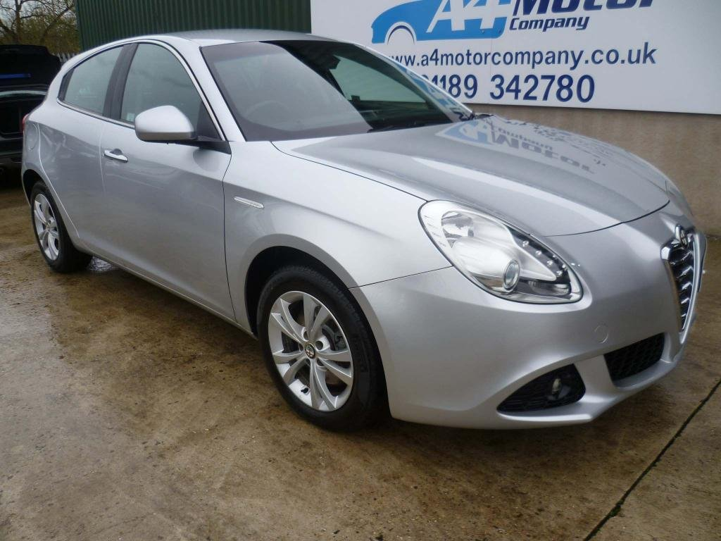 USED 2010 60 ALFA ROMEO GIULIETTA 1.4 TB MultiAir Lusso 5dr LOW RATE FINANCE AVAILABLE!