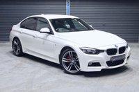 2014 BMW 3 SERIES 320D M SPORT ** ALPINE WHITE, £30 TAX  ** £12975.00