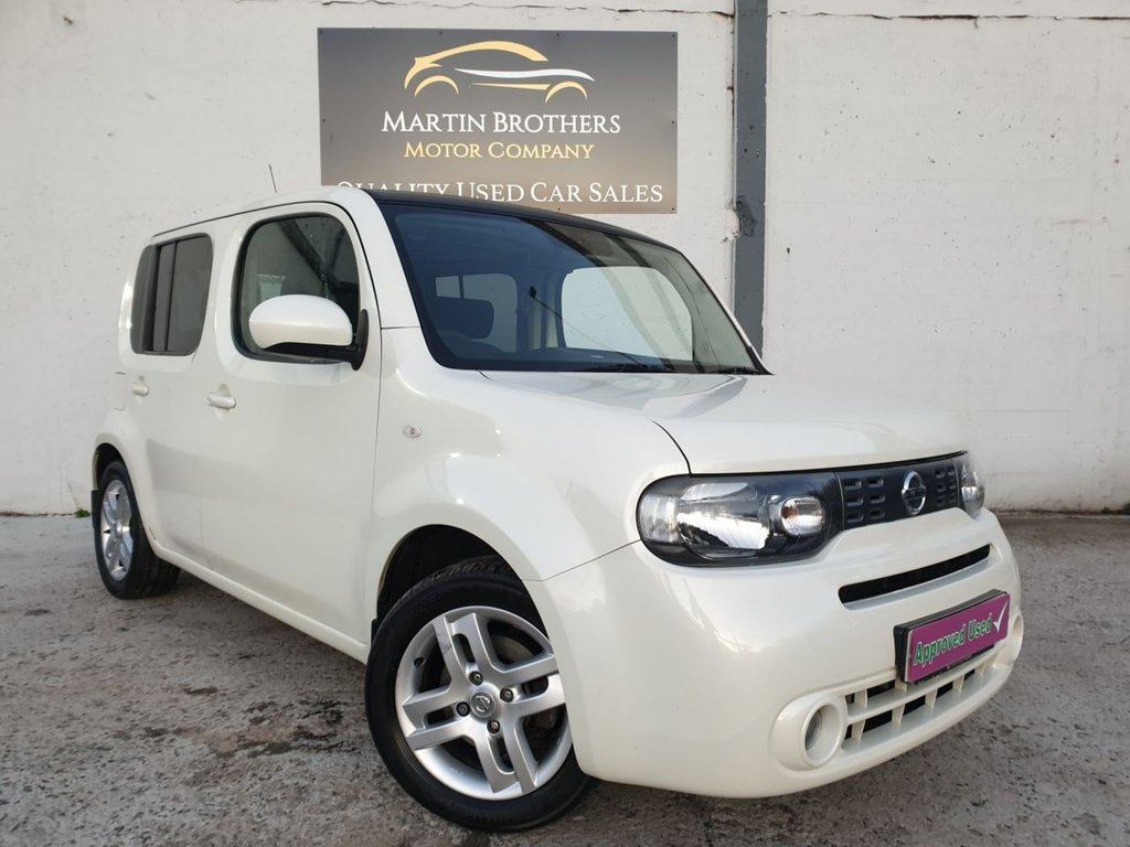 USED 2010 NISSAN CUBE 1.6 Kaizen 5dr