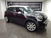 2014 MINI COUNTRYMAN 1.6 COOPER S 5d 184 BHP + 1 OWNER + DEALER HISTORY + 2 KEYS £8975.00