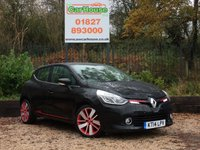 USED 2014 14 RENAULT CLIO 1.5 DYNAMIQUE S MEDIANAV ENERGY DCI S/S 5dr £0 Tax, Sat Nav, FRSH