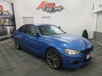 USED 2014 N BMW 3 SERIES 3.0 330D M SPORT  PLUS  4d 255 BHP