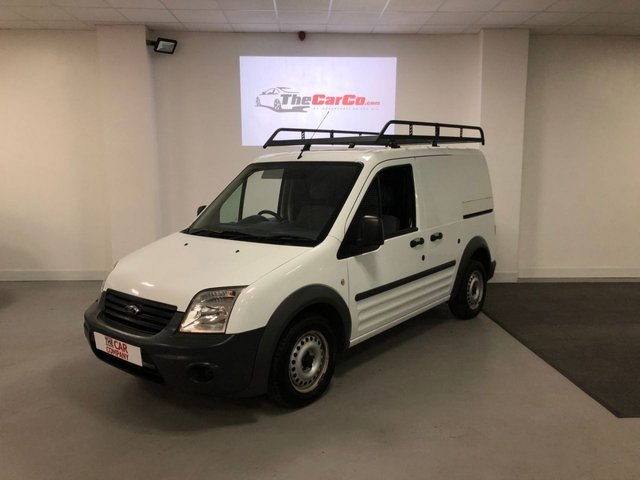 2011 11 FORD TRANSIT CONNECT 1.8 T200 LR 75 BHP