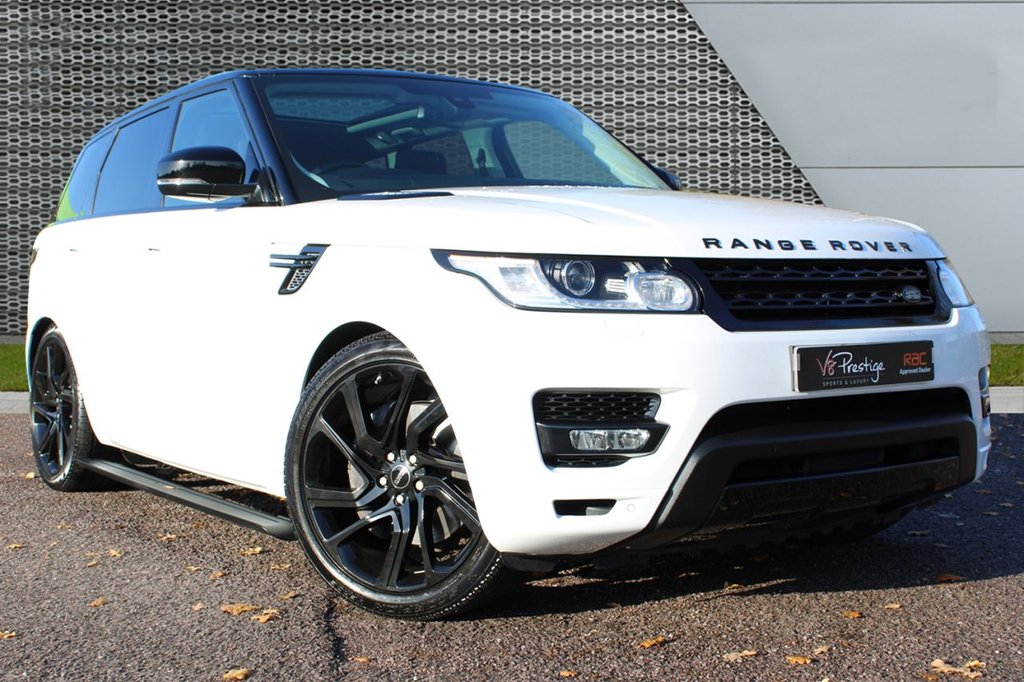 """USED 2015 15 LAND ROVER RANGE ROVER SPORT 3.0 SDV6 HSE DYNAMIC 5d 288 BHP *22"""" SVR ALLOYS/AUTOBIOGRAPHY PACK*"""