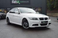 USED 2010 04 BMW 3 SERIES 3.0 330D M SPORT 4d AUTO 242 BHP