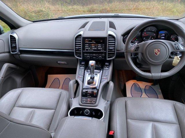 "USED 2010 PORSCHE CAYENNE 3.0 D V6 TIPTRONIC S 5d 240 BHP 22"" TURBO ALLOYS"