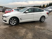 "USED 2013 63 BMW 3 SERIES 2.0 320D SE GRAN TURISMO 5d 181 BHP 2KEYS+LEATHER+18"" ALLOYS+PARK+CLIMATE+HISTORY+NAV+CLEAN CAR+AUX+"