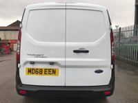 USED 2018 68 FORD TRANSIT CONNECT 210 210 LWB L2H1 TDCI 100 BHP **NEWSHAPE**